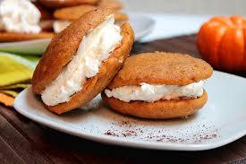 Pumpkin Whoopie Pie Recipe Spice Cake by Belle Vie Pumpkin Whoopie Pies Belle Vie