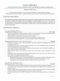 Facility Manager Resume Management Examples Professional Writers Of 41
