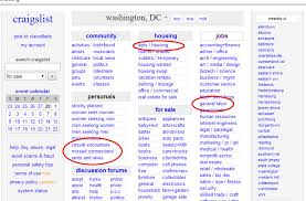 100 Craigslist Lynchburg Va Cars Trucks DC The Good The Bad And The Ugly Urban Scrawl