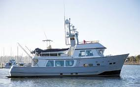 range trawlers for sale 64 seaton trawler voyager broker report buy explorer yachts