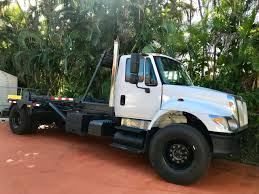 100 Roll Off Trucks 7400 6X6 For Sale