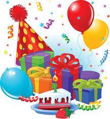 Birthday clipart birthday t 6