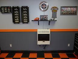 Harley Davidson Bathroom Themes by My New Harley Man Cave The Garage Journal Board