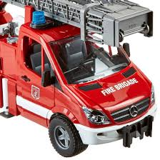 Bruder: MB Sprinter - Fire Engine | Toy | At Mighty Ape Australia Bruder Mack Granite Fire Engine With Slewing Ladder Water Pump Toys Cullens Babyland Pyland Man Tga Crane Truck Lights And So Buy Mack Tank 02827 Toy W Ladder Scania R Serie L S Module Laddwater Pumplightssounds 3675 Mb Across Bruder Toys Sound Youtube Land Rover Vehicle At Mighty Ape Nz Arocs With Light 03670 116th By