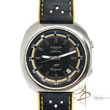 Rare] Longines Conquest Diver Cal 431 Hi Beat Automatic Vintage