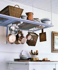 DIY Pot Rack Ideas Everyday Items Can Be e Cool Pot Racks
