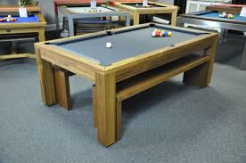 dining tables exciting pool table dining table combo dining pool
