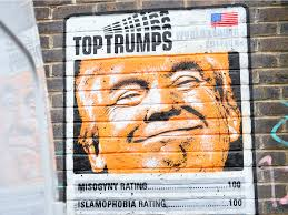 Big Ang Mural Petition by Petition Seeks To Stop Donald Trump U0027s State Visit To Uk Queen