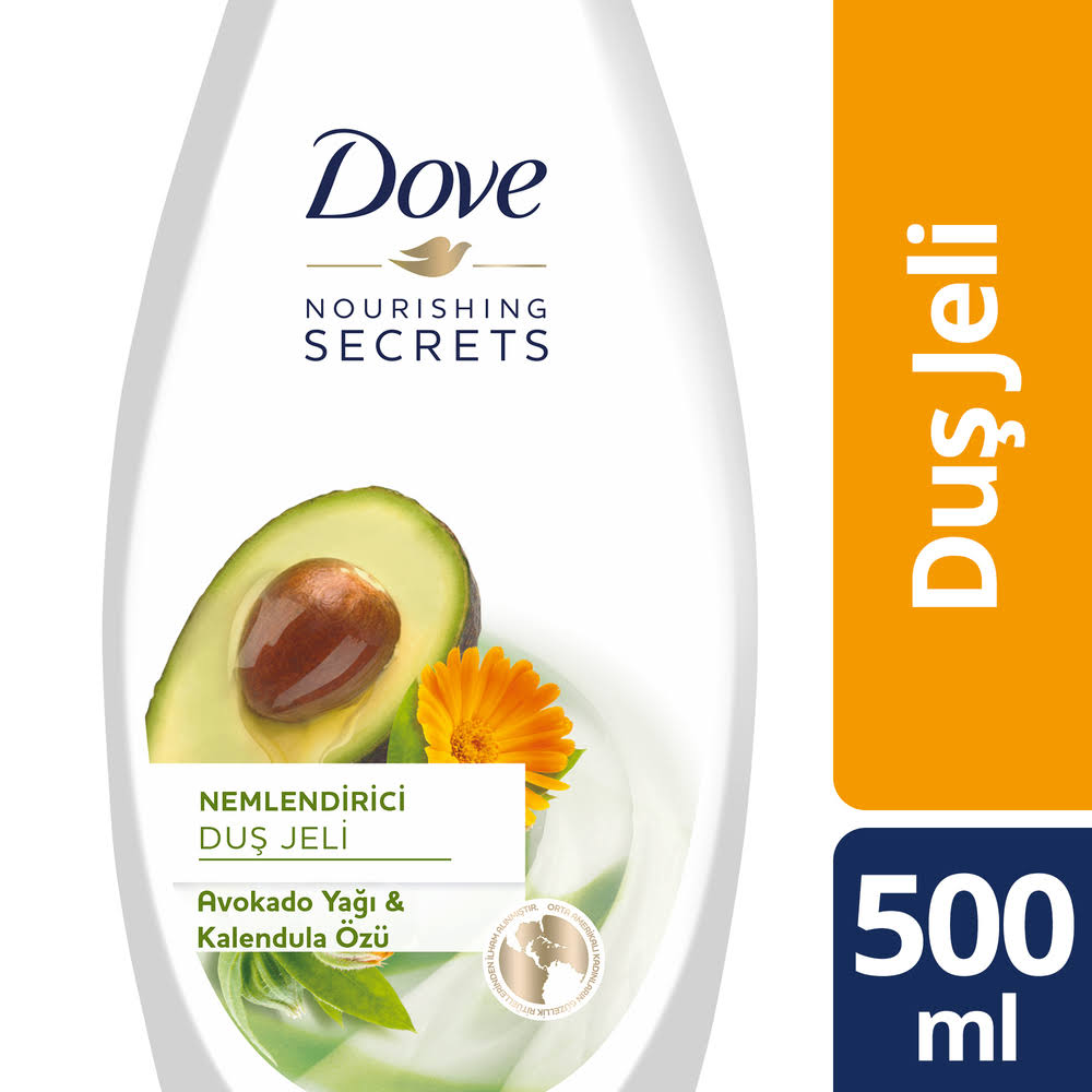 Dove Nourishing Secrets Invigorating Ritual Body Wash - 500ml