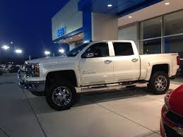 2014 Lifted Chevy Silverado - Ducks Unlimited Edition | Somethin ...