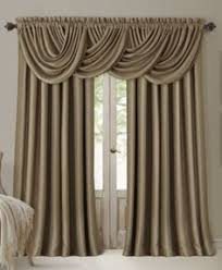 Searsca Sheer Curtains by Luxury Sheer Curtain Valance Waterfall Swag Valance W 60 Cm H 50