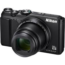 Nikon COOLPIX A900 Digital Camera Black B&H Video