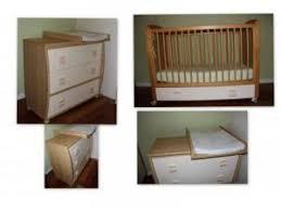 aubert chambre bébé lit et commode chambre nougatine aubert par bebesavenue