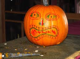 Headless Horseman Pumpkin Carving Stencil by Extreme Pumpkin Carving Templates Virtren Com