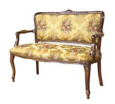 kleines sofa romeo und sofa romeo aus italien einrichtung klassisch im stil für wohnzimmer