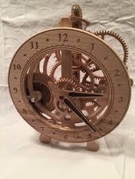 pdf wooden clock plans free download clocks pinterest wooden