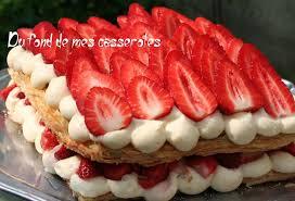 tarte aux fraises pate feuilletee fraise tous les messages sur fraise page 2 du fond de mes