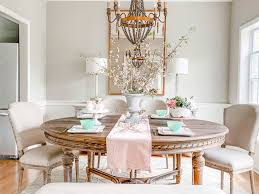 French Country Dining Room Reveal With Blogger Pamela Dyer ... 100 French Country Ding Room Fniture Old Amazoncom Baxton Studio Laurence Cottage 5 Country Ding Room Beamed Ceiling Stable Door Table In Layjao Pair Ethan Allen Ladder Back Arm Charming Decor Ideas For Your Home Chairs White Set Wwwxandfiddlecaliforniacom Vase Of White Roses On Set Lunch With Plates 19 Examples Dcor Fniture Decoration Designs Guide Style Tables Sydney Parquetry Elm Timber