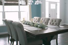 Budget Friendly Tufted Dining Room Chairs