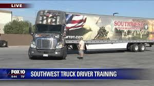 100 Southwest Truck And Trailer Driver Training On KSAZ