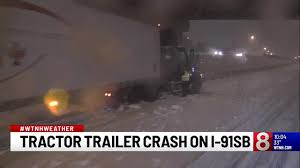 100 Truck Driving Schools In Ct Drivers Stranded On Connecticut Highways As Winter Storm Continues