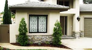 Decorative Security Bars For Windows And Doors by Security Doors U0026 Windows U2013 Los Angeles