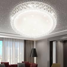design 12 watt led decken le kristall wohnraum sternen