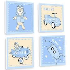 tableau ourson chambre bébé tableau quatuor une sélection de tableaux quatuor pour chambre bébé