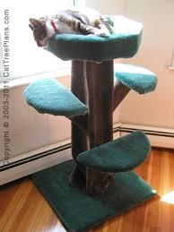 free cat tree house plans house design plans