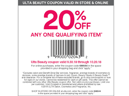20% Off Any One Qualifying Item Coupon | Ulta Beauty ... Gorgeous Hair Event Ulta Beauty 20 Off Ulta Coupon October 2019 Zappos Coupons And Promo Codes September Off Universal One Nonprestige Item Online Skin Beauty Mall Code Recent Discounts Shipping Ccinnati Ohio Great Wolf Lodge 21 Stores You Shouldnt Shop Unless Have A Coupon The Promo 2018 Snappy Nails Broomfield Battery Mart Everything April Ulta 7 Best 350 Sep Honey Apple Discount For Teachers Inksmile Com