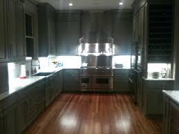 led lighting kitchen cabinet lights cabinets installing