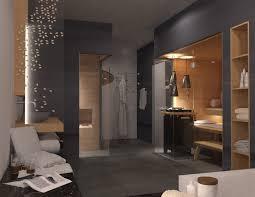 planungsideen für zuhause sauna im bad oder wellnessbereich