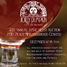 Jolly Pumpkin Brewery by Jolly Pumpkin Beer Served Rare