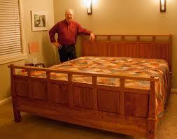 woodwork fine woodworking plans bed pdf plans