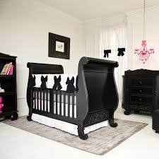Bratt Decor Joy Crib Black by Bedroom Iron Cribs Rod Iron Baby Cribs Bratt Decor Venetian Crib