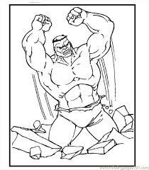 Coloring Pages Hulk Page 11 Cartoons