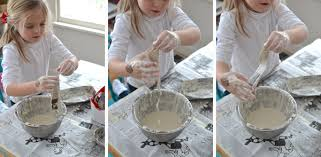 Kids Use Paper Mache To Make Ice Cream Sundaes A Wonderful Sensory Multi