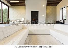 luxus lounge mit kamin luxus wohnzimmer mit kamin und