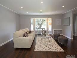 grey living room walls flooring trim living room