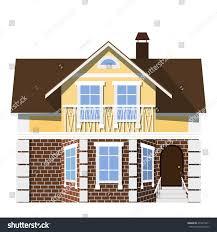 100 Small Beautiful Houses Flat Style Style Twostorey