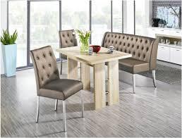 essgruppe ohio ii säulentisch artisan oak struktur 1x polsterbank 2x stuhl lederimitat cappuccino