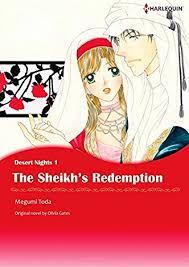 THE SHEIKHS REDEMPTION Harlequin Comics