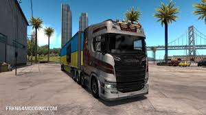 American Truck Simulator Mods - Part 30 City Truck Duty Driver 3d Apk Download Free Simulation Game For Cargo Transportation Dynamic Games On Twitter Lindas Screenshots Dos Fans De Heavy Kamaz 55102 And The Trailer Gkb 8551 V10 Trucks Farming Simulator Car Transport Trailer Truck 1mobilecom Scs Softwares Blog May 2017 Truck Games Trailer Games 712 Is The First Trucking Simulator For Ps4 Xbox One Trailers Pack By Ltmanen Fs 17 App Mobile Appgamescom American Archives Lameazoidcom