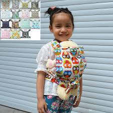 U PICK New Baby Doll Carrier Mei Tai Sling Toy For Kids Children