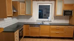 ikea faktum l küche mit backofen induktionsfeld spülm lfg 300km