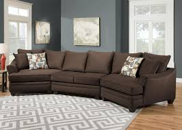 living room sectional sofa with cuddler chaise karma piece left