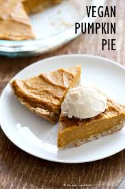 Pumpkin Pie Without Crust Healthy by Vegan Pumpkin Pie With Rustic Crust Vegan Richa