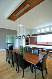 Contemporary Lighting For Dining Room Design Lights Pendant
