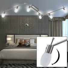 luxus deckenle led schlafzimmer leuchte glaskugel spot