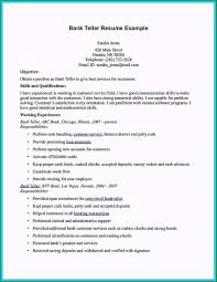 Bank Teller Resume No Experience Wonderful E Of Re Mended ... Bank Teller Resume Example Complete Guide 20 Examples 89 Bank Of America Resume Example Soft555com 910 For Teller Archiefsurinamecom Objective Awesome Personal Banker Cv Mplate Entry Level Sample Skills New 12 Rumes For Positions Proposal Letter Samples Unique Best Entry Level Job With No Experience